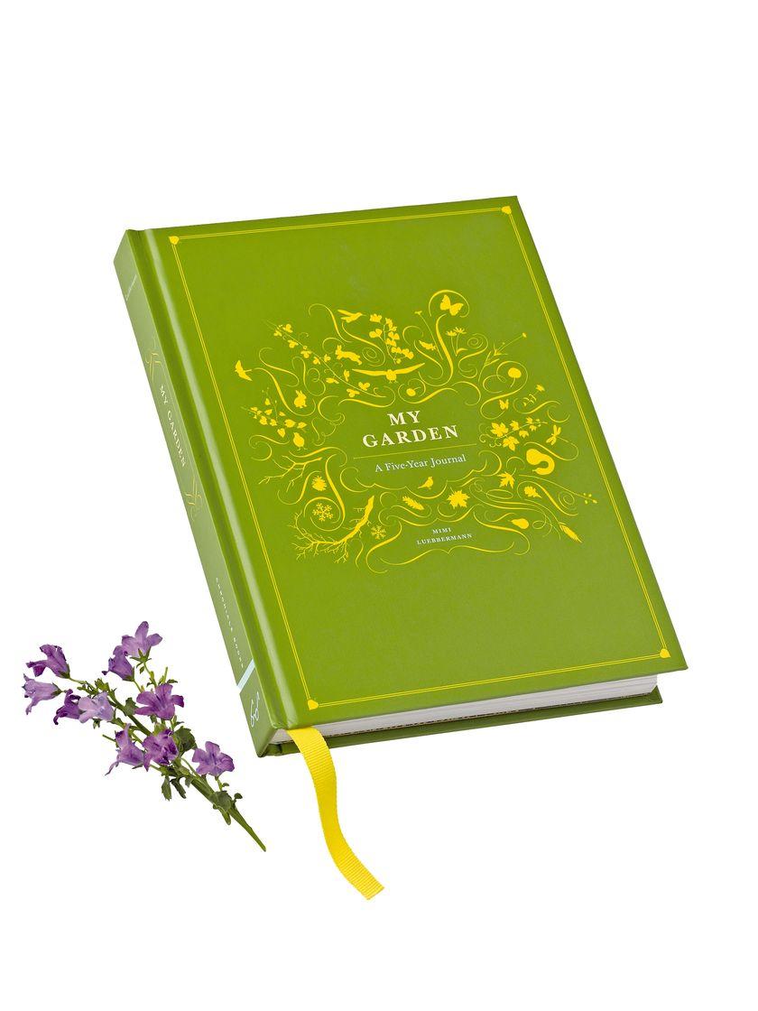3. My Garden 5 Year Journal. Photo By Gardeners Supply Company